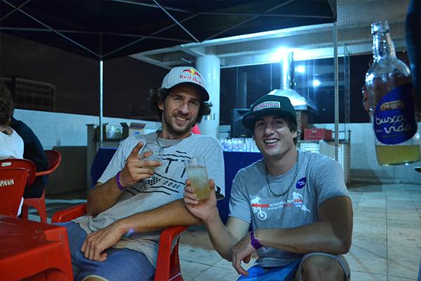 6A - Um brinde com o Hepta Campeão Filip Polc